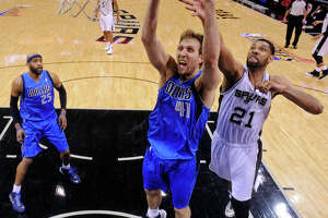 Spurs Nation live blog: Spurs vs. Mavericks coverage - Photo