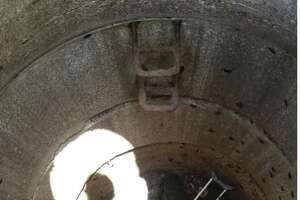 Someone in San Antonio left their crutch in a sewer, according to SAWS - Photo