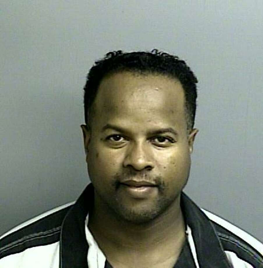 """State Rep. Ron Reynolds, 42, was sentenced Nov. 23, 2015 to up to 12 months in jail and a $20,000 fine after his conviction in an """"ambulance chasing"""" scheme. He appealed the conviction for misdemeanor barratry. he turned himself into the Montgomery County jail to begin serving the sentence on Friday, Sept. 7, 2018. Photo: Montgomery County Sheriff"""