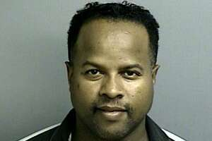 """State Rep. Ron Reynolds, 42, was sentenced Nov. 23, 2015 to up to 12 months in jail and a $20,000 fine after his conviction in an """"ambulance chasing"""" scheme. He appealed the conviction for misdemeanor barratry."""