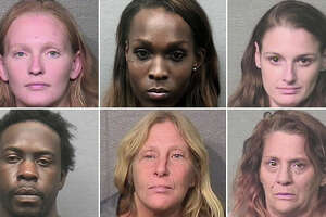 30 charged with felony prostitution in Houston in six weeks - Photo