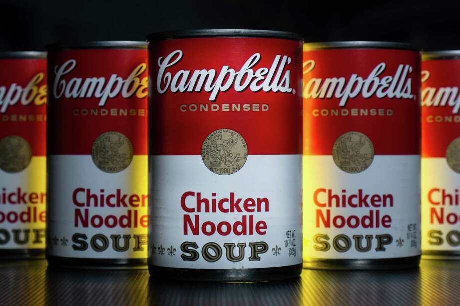 FILE - In this Wednesday, Jan. 8, 2014, file photo, cans of Campbell's soup are photographed in Washington. Campbell Soup Co. reports quarterly earnings Tuesday, Nov. 24, 2015. (AP Photo/J. David Ake, File) ORG XMIT: NYBZ142 Photo: J. David Ake / AP