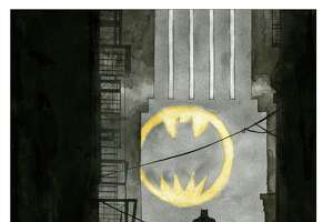 See the 'Dark Knight III' exclusive San Antonio variant covers, plus preview pages! - Photo