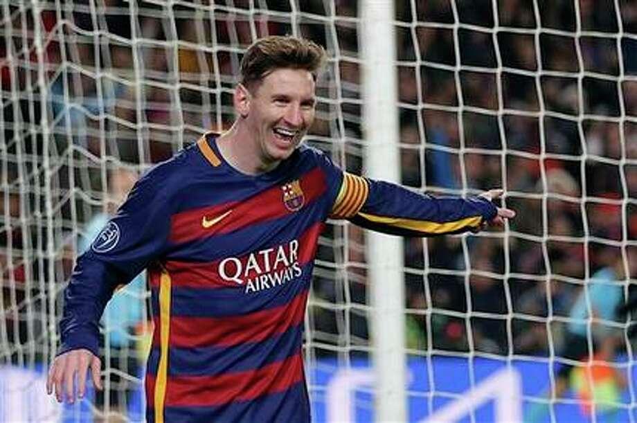 World's most admired men12. Lionel Messi, soccer superstarPercentage of vote:  3.1 percentCountry: ArgentinaSource: YouGov Photo: Emilio Morenatti, AP