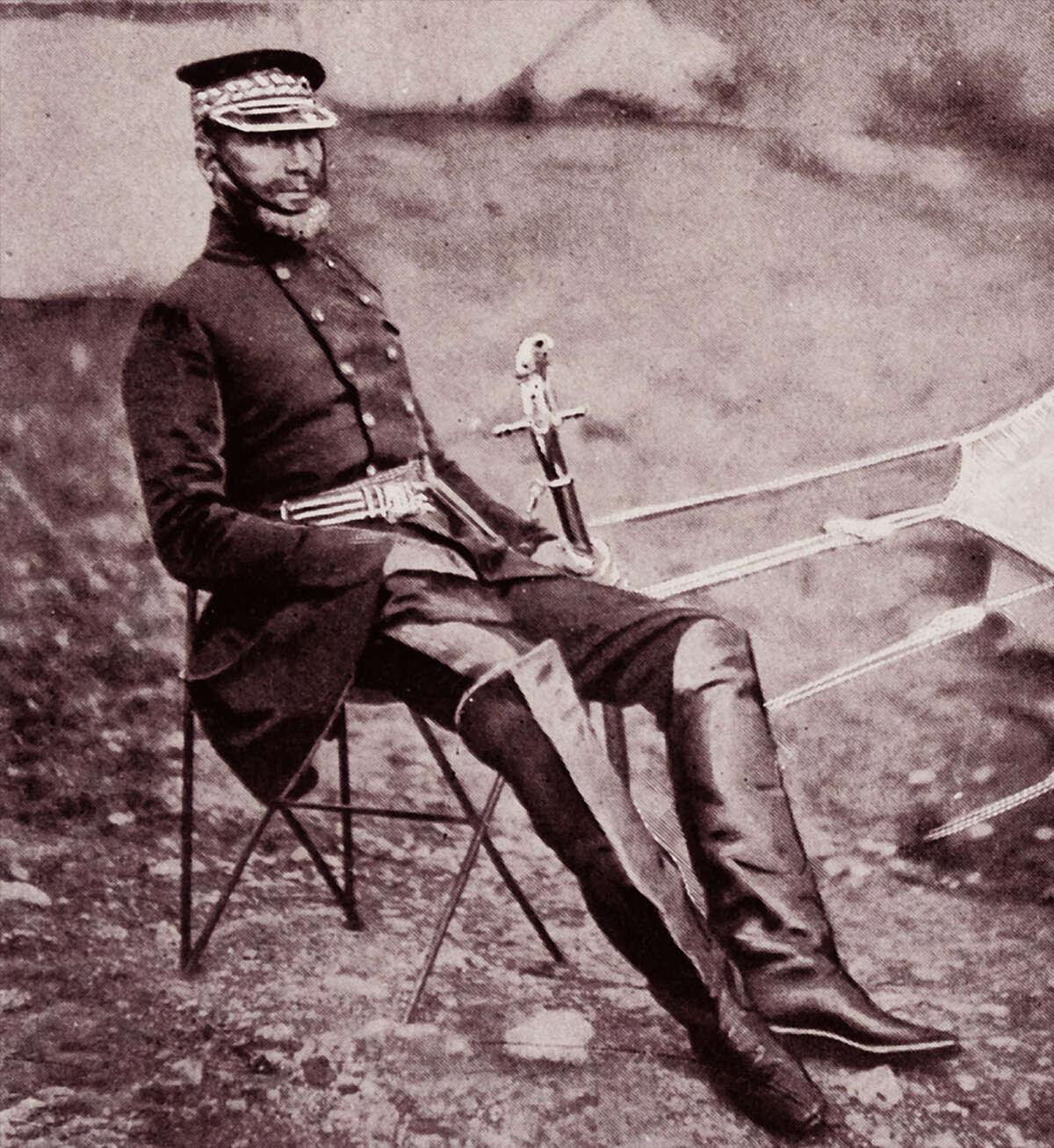 Sir George Buller (1802-1884), British general in the Crimean war.