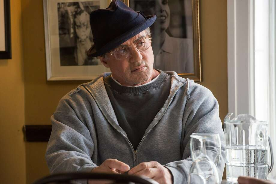 """Sylvester Stallone as Rocky Balboa in """"Creed."""" Photo: Barry Wetcher, Associated Press"""