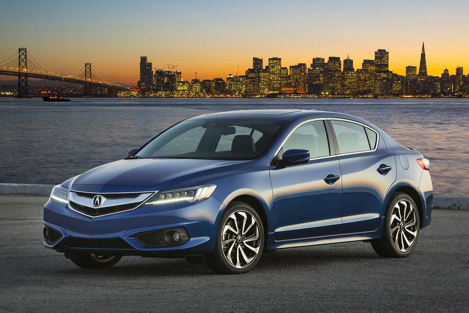 These are just some of the new models you'll see in 2016.2016 Acura ILX  Photo: Acura, Wieck