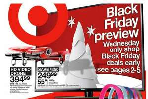 Target: Black Friday Preview Sale starts Wednesday - Photo
