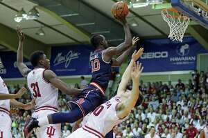 Indiana too much for St. John's - Photo
