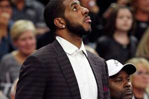 Aldridge back in action tonight against Mavericks - Photo