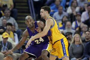 Klay Thompson-Kobe Bryant, in the eyes of TNT's Grant Hill - Photo