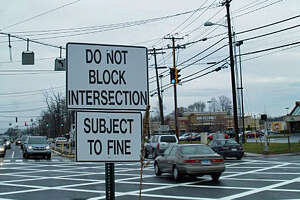 Milford police: Block intersections, get a ticket - Photo