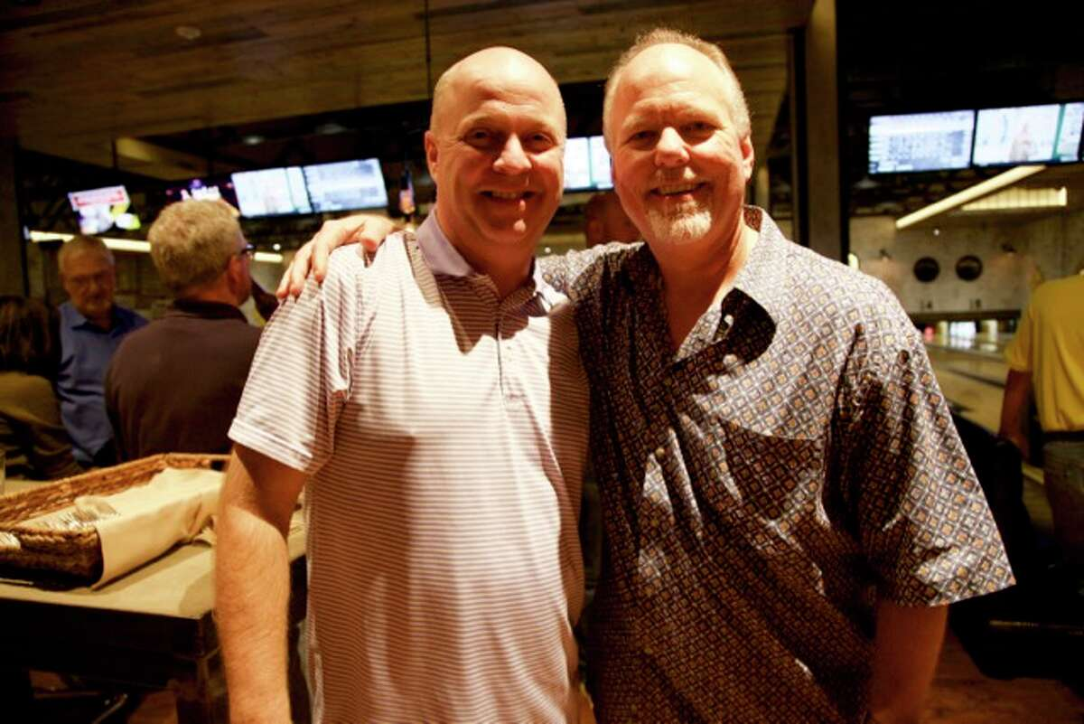 Chip Whiteside and Mike Toti is at Bowl and Barrel.