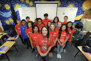 Kelly Mural Club colors classrooms, community - Photo