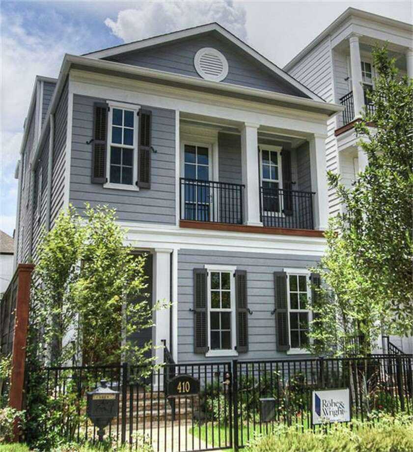 410 West 18th: $939,900 Photo: Houston Association Of Realtors
