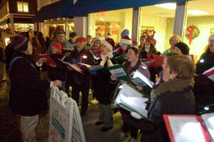 Ridgefield holiday stroll next weekend - Photo