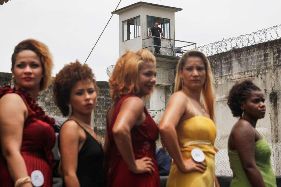 Latin prison