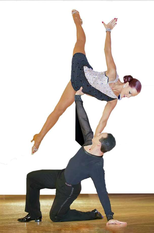 On Saturday evening, Nov. 28, Shannon and Shane Jensen, of the Metropolitan Dance Center of Stamford, come to the Holy Trinity Greek Church Community Center in Bridgeport. Photo: Contributed Photo