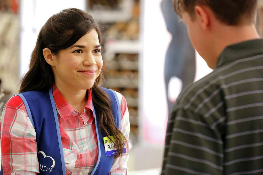 "America Ferrera as Amy in ""Superstore."" Photo: NBC / Trae Patton / NBC / 2015 NBCUniversal Media, LLC"