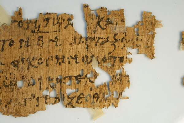 While perusing pages of antique auctions on eBay, a University of Texas professor was surprised to spot a rare, ancient fragment of the Greek New Testament inconspicuously selling for only $99.