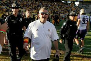 Five questions with Arizona State beat writer Doug Haller - Photo