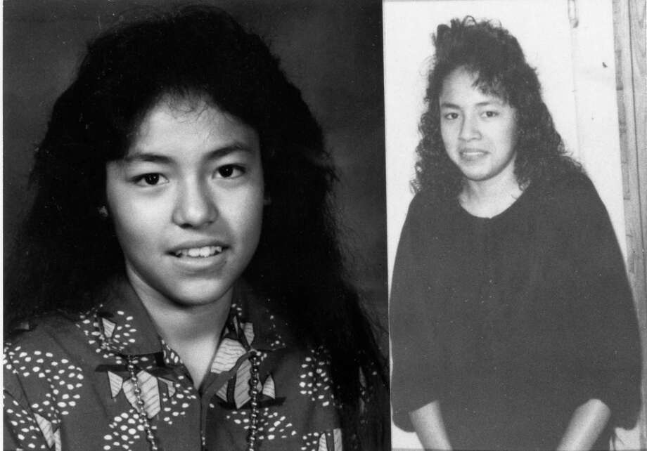 11/29/1990 - missing person Rosemary Diaz, 15, last seen wearing black blouse, faded jeans, black shoes Photo: Wharton Co Sheriff's Office / handout