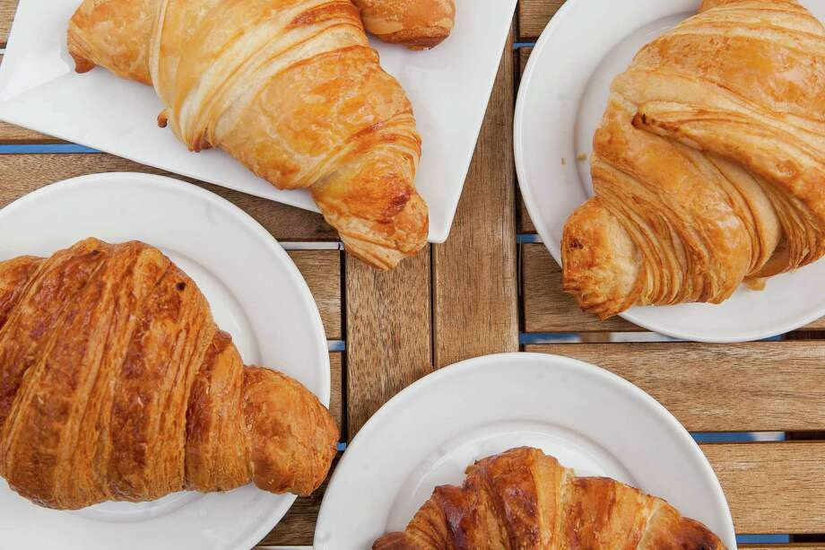 Flaky, buttery pastries can brighten up any day. Click ahead for 10 San Antonio bakeries with sublime croissants (or 10 places to stuff your mouth with carbs). / Julysa Sosa/For the San Antonio Express-News