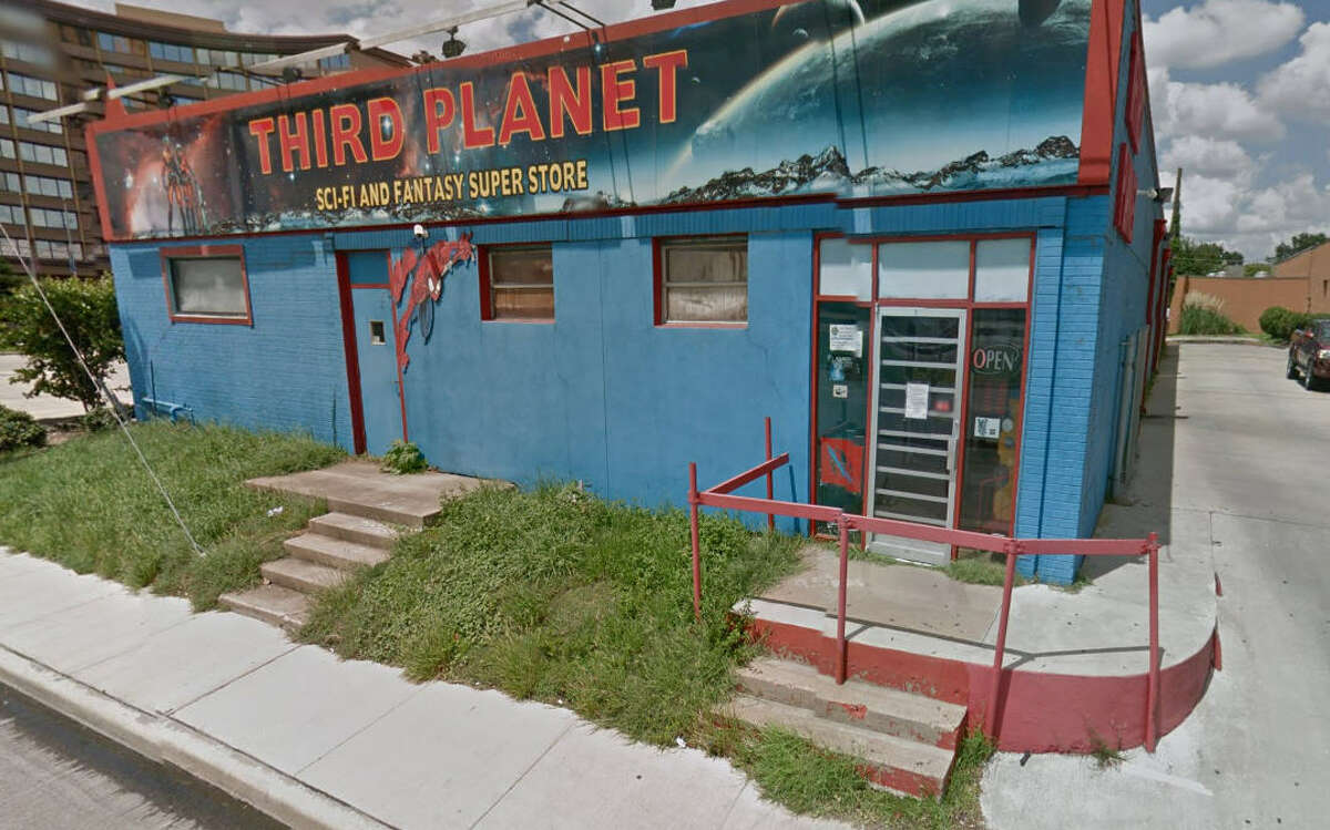 Third Planet Sci-Fi Super Store See deals here.