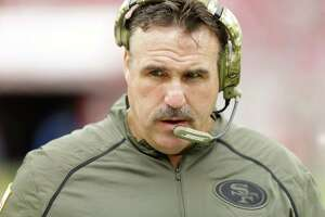 49ers' Tomsula on job status: 'We're in a performance-based business' - Photo