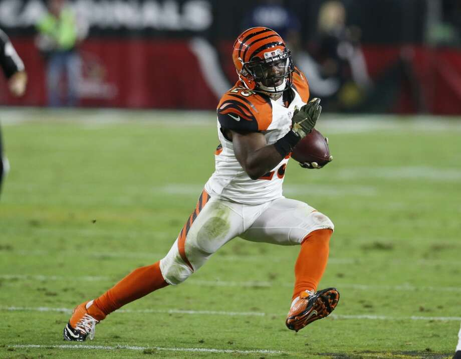 5. Cincinnati (8-2)  Last week: (3)  The Bengals have lost back-to-back games to Houston and Arizona but should end the streak at home against St. Louis. Photo: Rick Scuteri, Associated Press