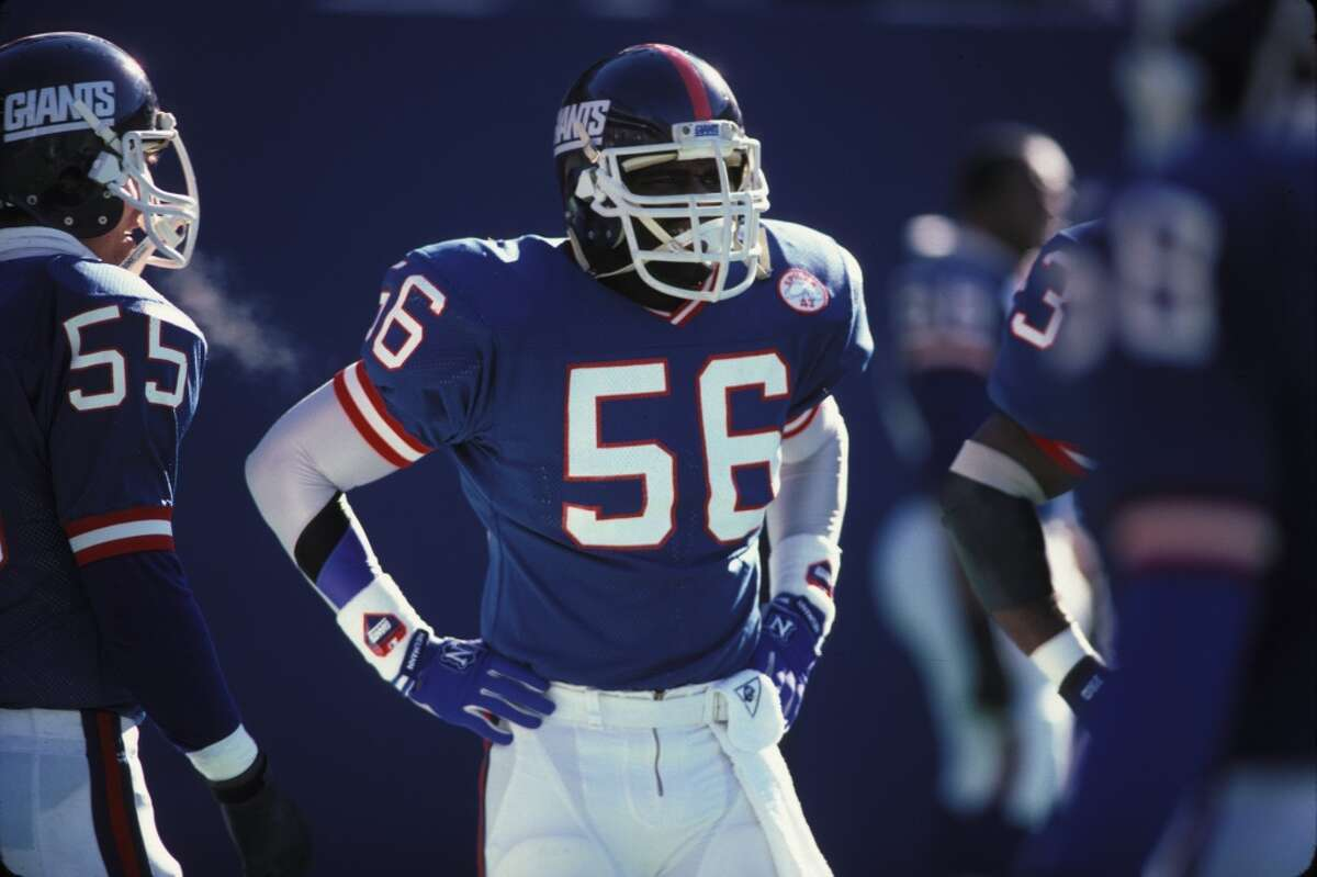 New York Giants: 1986 A case could be made for the 1927 Giants - no, not the Yankees - who won the NFL championship in the franchise's third season and ultimately sent four players to the Hall of Fame. But Bill Parcell's 14-2 Giants of 1986, when Lawrence Taylor reached his full beast mode, gets the nod. The Bill Belichick-coordinated defense gave up three points in the first two playoff games, then coasted in the Super Bowl when the Phil Simms-led offense laid 39 points on the Broncos.