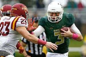 Johnson last Baylor QB standing after Stidham lost for season with ankle injury - Photo