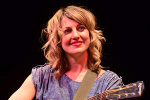 Anais Mitchell at Caffe Lena - Photo