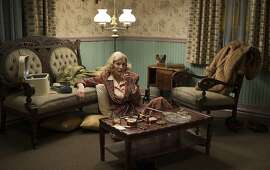 "This photo provided by The Weinstein Company shows, Cate Blanchett as Carol Aird in a scene from the film, ""Carol."" The film was released on Friday, Nov. 20. (Wilson Webb/The Weinstein Company via AP)"
