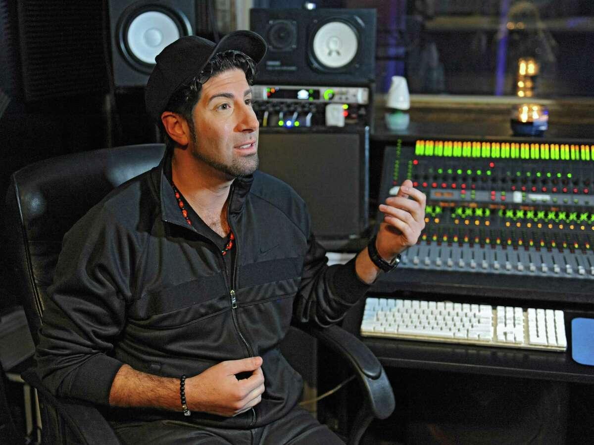 Record producer Eddie