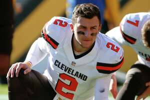 Report: Johnny Manziel lied to Browns about video before demotion - Photo