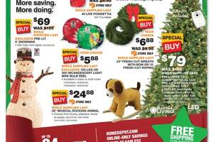 Home Depot's 2015 Black Friday ad - Photo