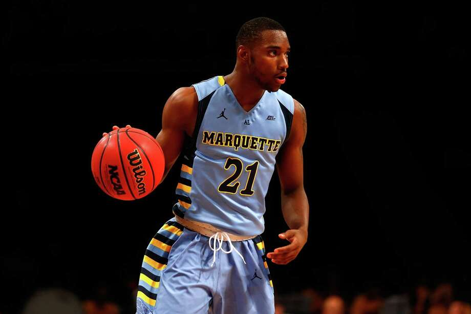 Four teams to watchMarquetteThe Golden Eagles started the season losing a close one to Belmont, but they have bounced back in a big way. This week, Marquette beat No. 22 LSU and Arizona State in back-to-back games Monday and Tuesday, respectively. Freshman forward Henry Ellison leads the way with 15.8 points and 9.8 rebounds per game. Photo: Mike Stobe, Getty Images / 2015 Getty Images