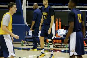 Cal's Kameron Rooks trims down to earn rotation spot - Photo