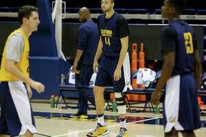 Cal?s Kameron Rooks trims down to earn rotation spot - Photo