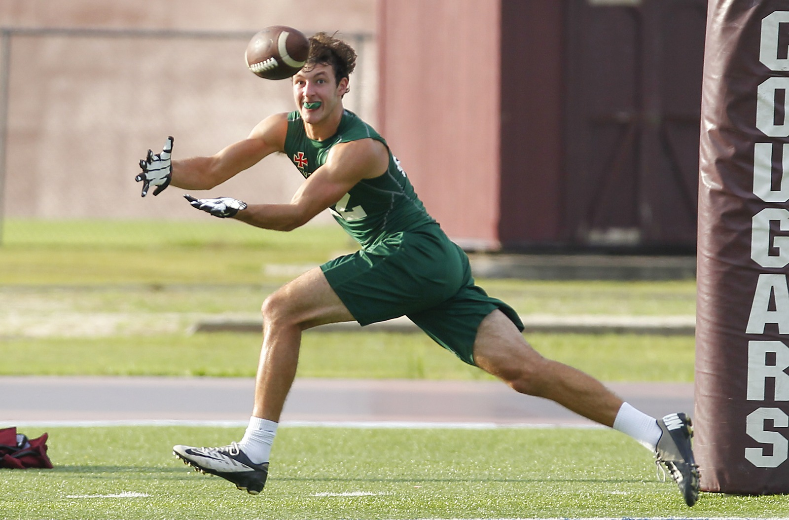 strake jesuit rides strong senior class to uncharted