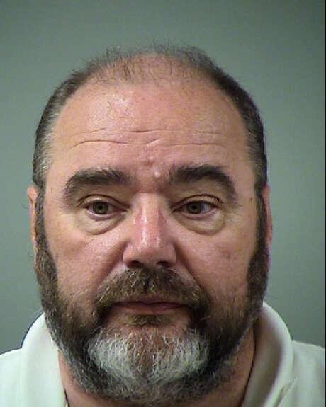 Rocky Henri Lee Grimard, 59, arrested for indecent exposure on April 1, 2015. Photo: Courtesy