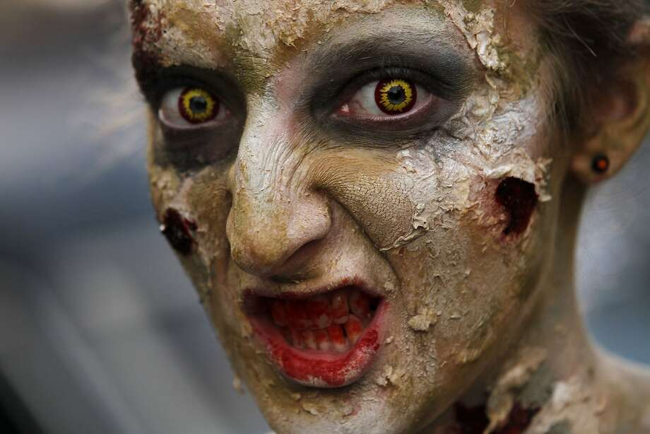 """People who go to """"haunted house"""" attractions to be scared shouldn't be surprised when they're scared, a state court of appeals has ruled. Photo: Gerald Herbert, Associated Press"""
