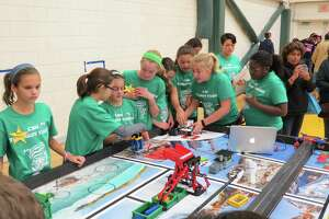 Eye of the Tigers: Sacred Heart robotics team roars to victory - Photo