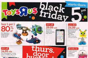Toys 'R' Us' Black Friday sale is live online - Photo