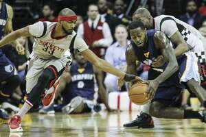 Grizzlies send Rockets to seventh loss in eight games - Photo