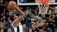 Leonard leads Spurs over Mavericks, 88-83 - Photo