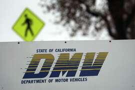 File photo of the DMV.