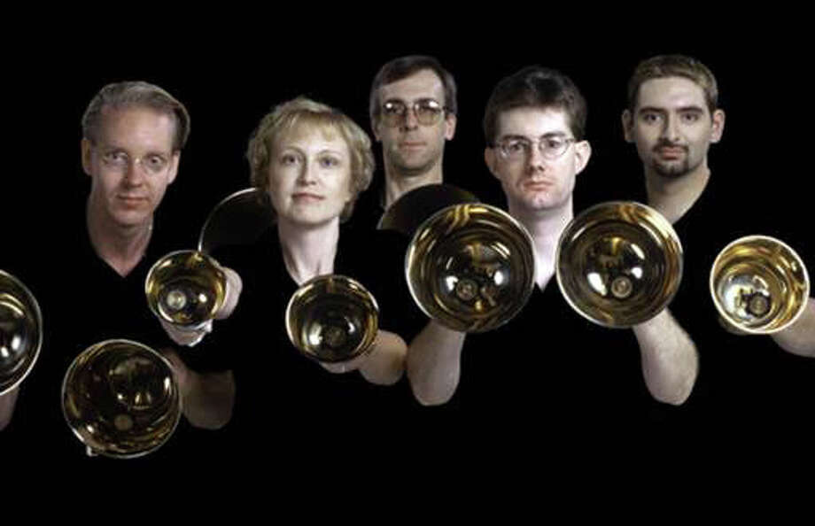 The Sonos Handbell Ensemble will perform Dec. 6 at Christ & Holy Trinity Episcopal Church. Photo: Contributed Photo / Westport News