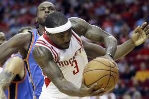 Ty Lawson's limited minutes in Rockets' rotation not by design - Photo